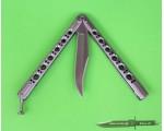 Нож бабочка Benchmade BM43 NKBM018