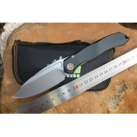 Нож Microtech Anax Green Thorn NKMT146