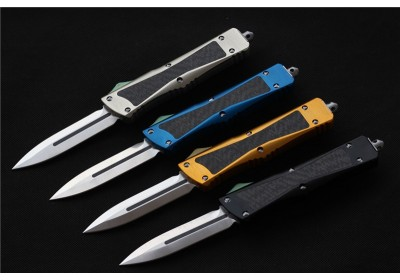 Microtech Combat Troodon VESPA S35VN NKMT208