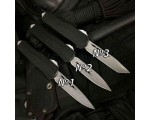 Нож Microtech Munroe Cypher OTF Damascus VG-10 NKMT219