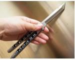 Нож бабочка THE ONE Halo NKOK008