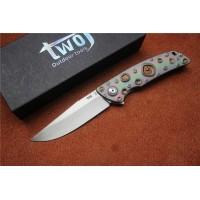 Складной нож TwoJ S35VN NKOK496