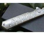 Складной нож танто D2 NKOK556