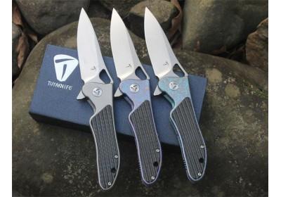 Нож M390 Titanium NKOK574
