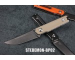 Нож Stedemon BP-02 Black NKOK577