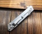 Складной нож D2 titanium NKOK581