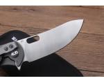 Складной нож D2 титан карбон NKOK634