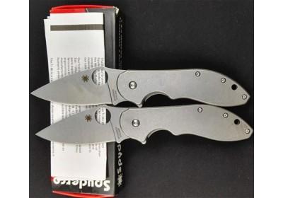 Нож складной Mini Ti Monolock, сталь M390