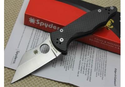 Нож Spyderco Yojimbo2 Carbon NKSP087