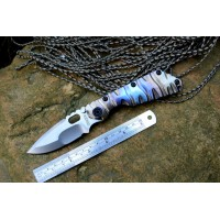 Нож Strider SMF Bkack Dragon NKST040