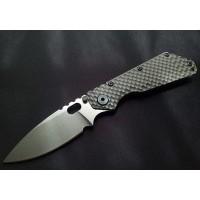 Нож Strider D2 Titanium NKST046