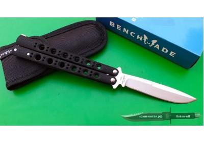 Нож Бабочка Benchmade BM42 Black NKBM019