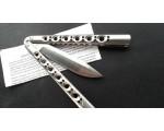 Нож Бабочка Benchmade BM42 TC4 Titanium NKBM065
