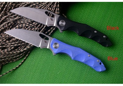 Нож CH Nighthawk D2 G10 Flipper NKCH011