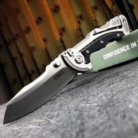 Нож CRKT 5190 GRAPHITE Flipper NKCT010