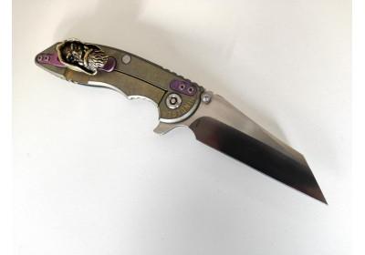 Нож Hinderer XM-18 M390 Titanium NKHD008