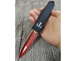 Microtech combat troodon red OTF NKMT195