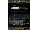 Нож Microtech Socom Alpha Mini NKMT304
