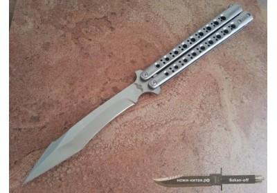 Большой нож бабочка THE ONE NKOK043
