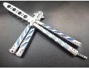 Тренировочный нож-бабочка Mtech NKOK196