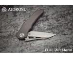 Нож MAXACE Aiorosu ELITE M390 NKOK632