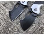 Нож флиппер Tank Carbon NKOK642