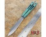 Балисонг The One BRS Titanium NKOK712