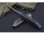 Нож Todd Berg S35VN Carbon Titanium NKOK734
