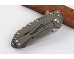 Нож Direware D2 Carbon Titanium NKOK770