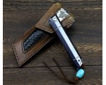 Складной нож M390 Titanium NKOK771