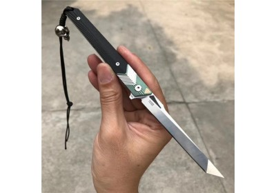 Нож Titanium G10 Sandvik 14C28N NKOK794