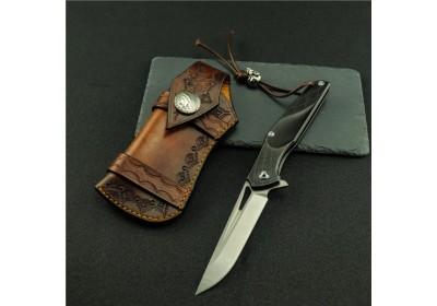 Складной нож M390 Titanium NKOK842