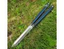 Нож The One Squid Industries Nautilus Balisong NKOK846