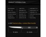 Складной нож S90V NKOK849