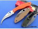 Складной нож Spyderco Civilian NKSP014