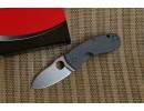 Нож Spyderco C158TIP Techno Marcin Slysz NKSP046