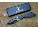 Нож Strider SMF Bkack Dragon NKST029