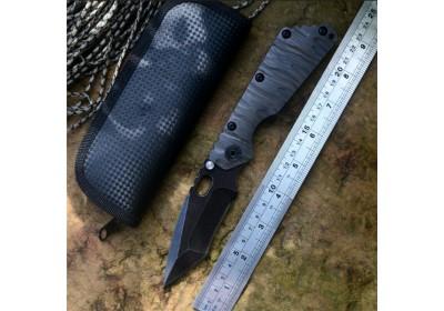 Нож Strider SMF Bkack Dragon tanto NKST052